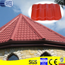 Color Coated Metal Roof Tiles Prices (RT003)