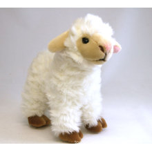 Plush Animal Cartoon Sheep Stuffed Toy (TPWU17)