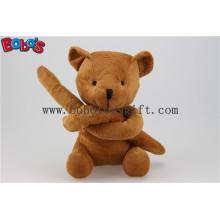 Необычный праздничный подарок Коричневые игрушечные мишки с длинным рукавом Bos1122