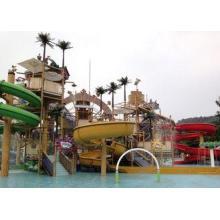 Big Water House Aqua Playground Pirate Ship Stype with 6 Wa