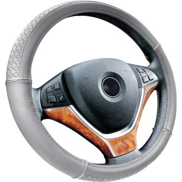 Good Quality for Best PU Steering Wheel Cover,PU Steering Wheel Covers,Cheap PU Steering Wheel Cover,Black PU Steering Wheel Cover Manufacturer in China Silver bar Automoblie Car PU Steering Wheel Cover supply to Ecuador Supplier