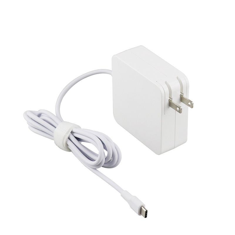 استبدل PD 61W Type-C MacBook Charger UK Plug