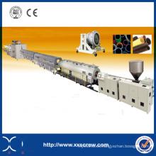 Tubo de PE que hace la máquina / máquina de la extrusión de la pipa del PE