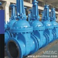 Cast Iron Non-Rising Stem Resilient Seated Gate Valve