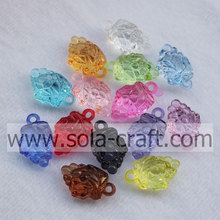 Fashion Wholesale Crystal Charm Acrylic Grape Beads for Jewelry for Children
