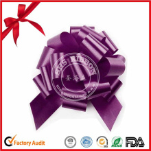 Wholesale Various Material Pull Wrap Gift Ribbon Flower