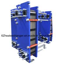 Intercambiadores de calor de placas, intercambiadores de calor de placas con juntas