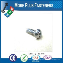 Made in Taiwan Standard and Special According to Drawing Tapping Screw