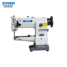 ZY2628 Zoyer Cylinder-Bed Compound-Feed Heavy Duty Big Hook industrial Sewing Machine