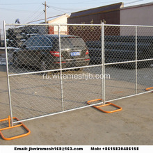 Chain+Link+Temporary+Fence