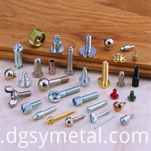 custom screw