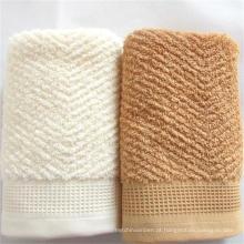 Toalha de algodão egípcio para uso em casa / hotel