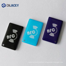 13.56MHz Different Types NFC Key Jelly Tag Card for Access Control