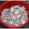Automatische Fischhaut Peeler Remover Skinning Entfernen Peeling Processing Machine