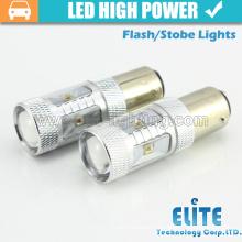 Newest!!! 30W 1157/3157/7443/T20/T21 turning lights flash Flash Led Car Brake Light