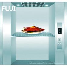 Ascenseur alimentaire de la société FUJI