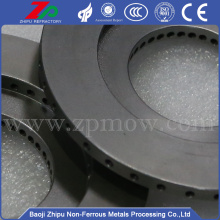 Lowest Price for 3N5 Pure Tantalum Crucible Hot Sale tantalum flange with great price export to Israel Manufacturers