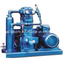 Compresor de gas licuado de petróleo GLP alternativo del pistón (KZW0.45 / 8-12)
