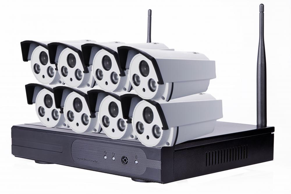 8ch wifi wireless nvr kit