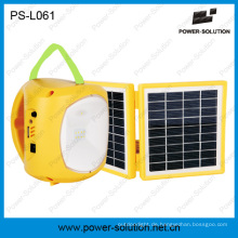 Portable Solarlaterne LED-Licht (PS-L061)