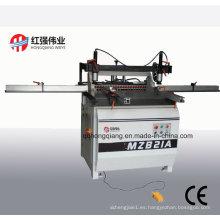 Mzb42A máquina de perforación de madera de múltiples husillos