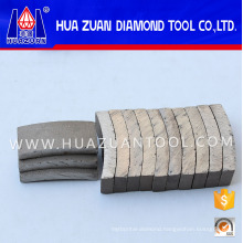 Diamond Segment for Core Drill Bit