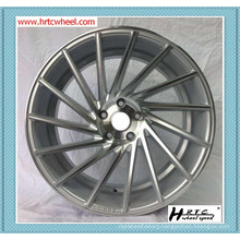 2015 latest design car alloy wheel rims factory