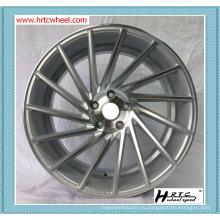 2015 последний дизайн автомобиля сплав колесных дисков завод