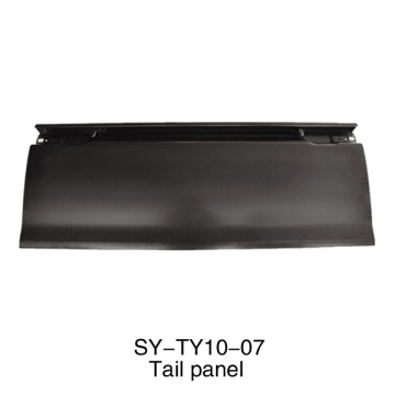 HILUX RN85 (cabine única) 2005-2010 Tail Panel