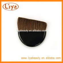 Liya Kosmetik Halbmond Mini Pony Haare kompakt-Pinsel für Schönheit