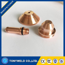 Plasmateile 220021 200A 120547 Elektrode