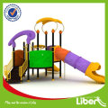 TUV approuvé Cartoon Kid Playground LE-YY006