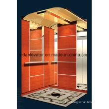 Seguro y estable elevador de pasajeros (JQ-N016)