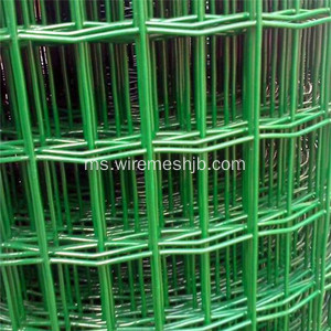 2''x 4 '' PVC Coated Welded Wire Mesh Fencing