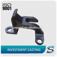 carbon steel Lost wax investment casting part