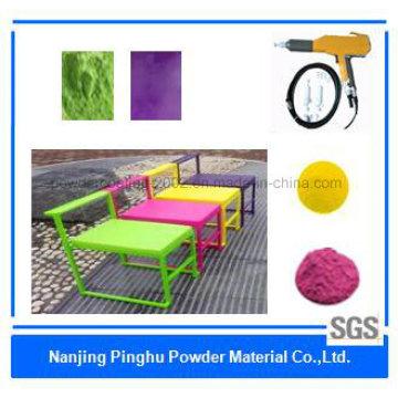 Revestimentos em pó decorativos e ecológicos compatíveis com o ambiente