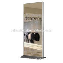 43 inch floor standing mirror lcd display monitor,smart mirror display