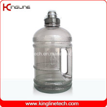 Petg 1.89L bouteille d'eau en gros BPA sans poignée, avec casquette de sport (KL-8003B)