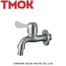 High quality Modern cold water single handle washing machine faucet bibcocks
