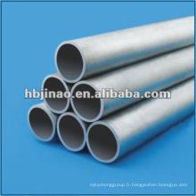 St37 propriétés mécaniques tuyau et tube en acier sans soudure