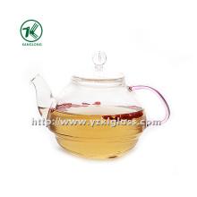 Clear Single Wand Glas Teekanne von SGS (550ML)