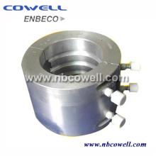 Elemento calentador de aluminio fundido de calentador de banda
