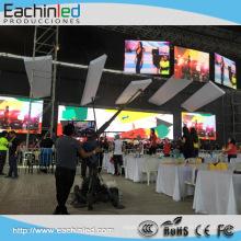 Ultra Slim und billiger Preis Indoor P3.91 LED-Bildschirm Videowand als Leyard Transparent Vorhang Display