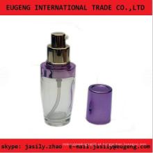 Nova moda cosméticos garrafas de látex