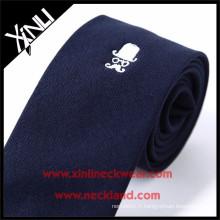 Chinois Cravate Fabricant Hommes En Gros En Soie Courte Brodé Cravates
