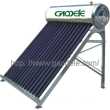 Best Quality Low Pressurized Chinese Solar Water Heater
