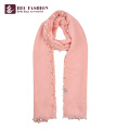 HEC Factory China 150g Simple Style Plain Long Shawl Winter Scarf