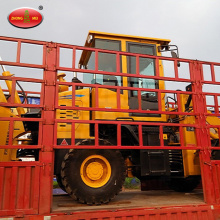 0,3 m3 Mini Traktor Excavator Backhoe Loader