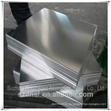 Hoja de aluminio 6082 T6 fabricante