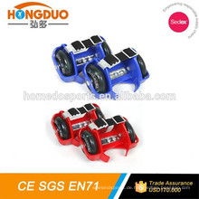 CE Approved Günstige Einstellbare Blinkrolle mit LED PVC Räder zum Verkauf